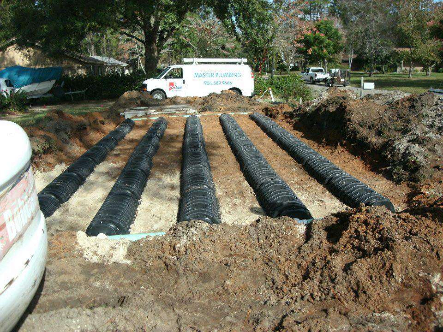 SEPTIC SYSTEM INSTALLATION & SEWER REPAIR SERVICES IN MIDDLEBURG & LAKESIDE, FL